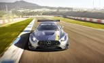 Mercedes-AMG GT3 Aspires Naturally to Racing Prowess