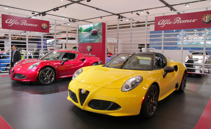 Alfa Romeos Series Rival On Sale This Year AutoGuidecom News - Alfa romeos for sale