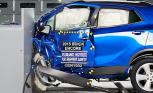 2015 Buick Encore, Chevy Trax Earn IIHS Top Safety Pick