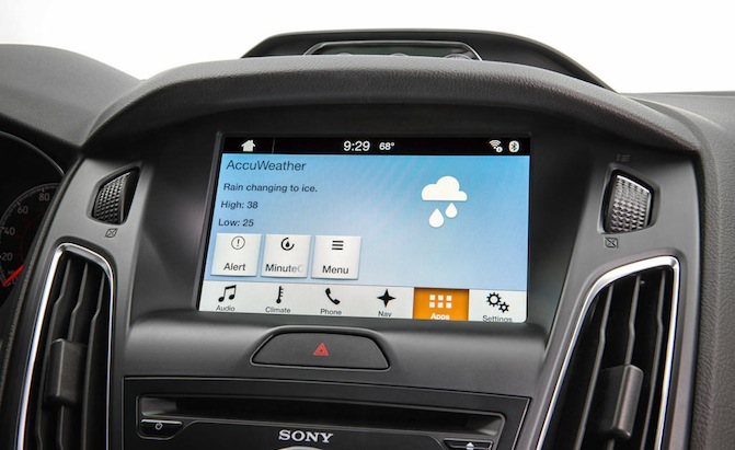 ford to offer apple carplay android auto with sync 3 news. Black Bedroom Furniture Sets. Home Design Ideas
