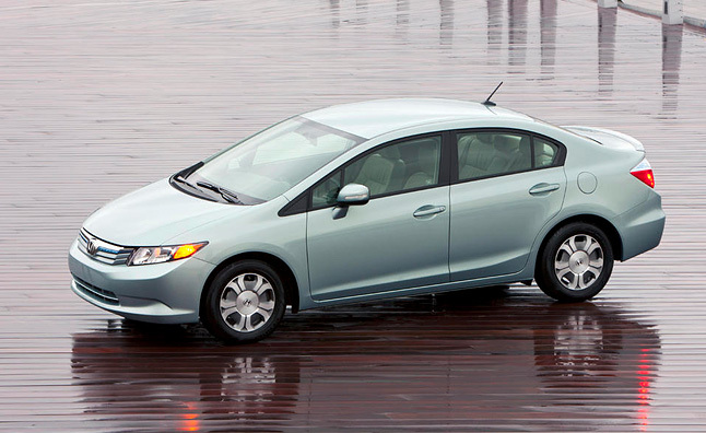 At Number 8 On The List Is Honda Civic Hybrid