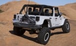 Live Axles to Remain in Next Jeep Wrangler