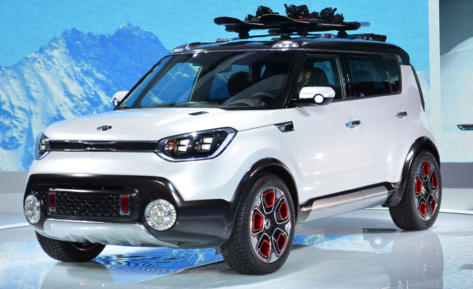 Kia Trail'ster Concept Doubles up on Powertrains