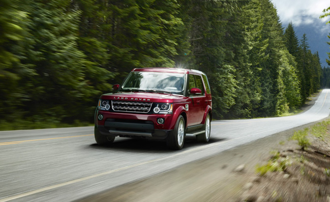 2015 Land Rover LR4 Review - AutoGuide.com News