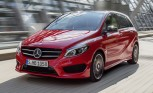 2015 Mercedes-Benz B250 4Matic Review