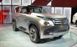Mitsubishi GC-PHEV Concept Video, First Look