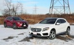2015 Lexus NX200t vs. Mercedes-Benz GLA 250