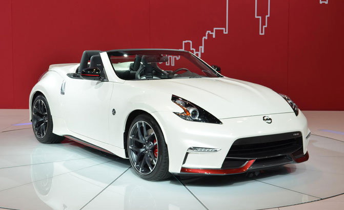 Nissan 370z Nismo Roadster Concept Video First Look