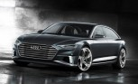 Audi Prologue Avant Boasts 455-HP Hybrid Powertrain