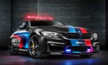 BMW M4 MotoGP Pace Car Features Water Injection System