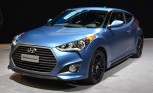 2016 Hyundai Veloster Turbo Gains Seven-Speed DCT