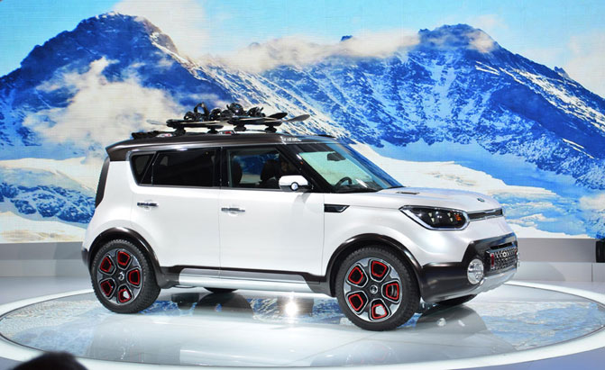 Kia Trail Ster Concept Video First Look