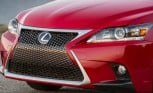 Lexus Rumored to Debut Compact City Car Next Month