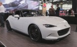 2016 Mazda MX-5 Miata Accessories Design Concept Video, First Look