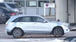 Mercedes GLC Exposed in Latest Spy Photos