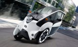 Toyota to Trial i-ROAD Car Sharing Service