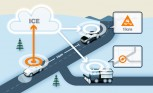 Volvo Using the Cloud for Car-to-Car Communication