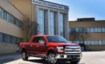2015 Ford F-150 SuperCrew Earns Five-Star NHTSA Safety Rating