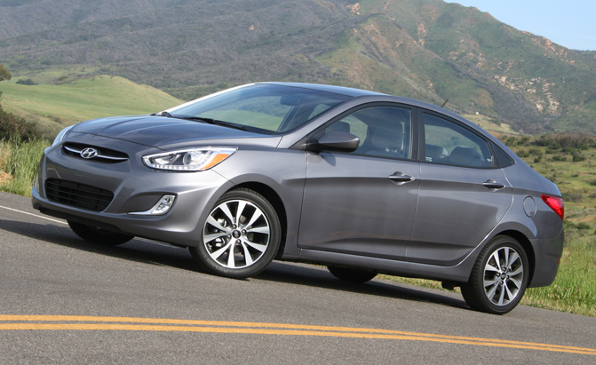 Top 10 Cheapest Cars of 2015