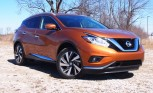 Five-Point Inspection: 2015 Nissan Murano Platinum AWD