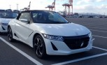 2015 Honda S660 Spotted in Production Form