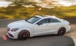 Mercedes CLS-Class Recalled for Taillight Issue