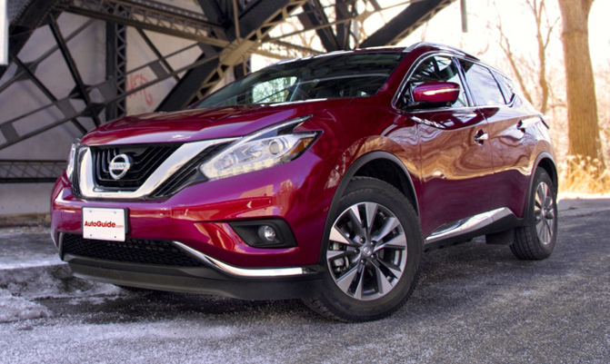 2015 Nissan Murano Review Video