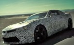 2016 Chevy Camaro Teased in Video