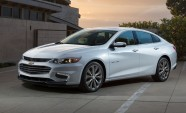 2016 Chevrolet Malibu Trims 300 Lbs of Fat