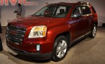 2016 GMC Terrain Revealed with Mild Refresh