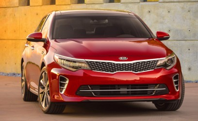 2016 Kia Optima Revealed
