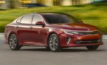 2016 Optima is a Bright Star in Kia's Future
