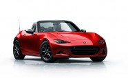 "Mazda Teases ""Aggressive"" MX-5 Miata Club Edition"