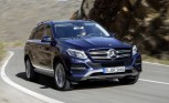 2016 Mercedes GLE-Class Revealed With PHEV Option