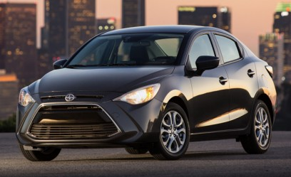 2016 Scion iA Zoom-Zooms Into Reality