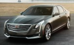 2016 Cadillac CT6 Leaks Ahead of Debut