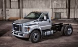 Ford F-650, F-750 Medium-Duty Trucks Revealed