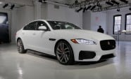 2016 Jaguar XF is Light on Weight, Heavy on Tech