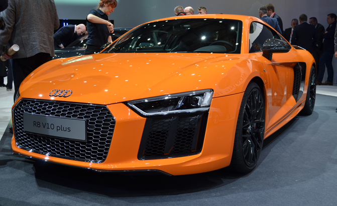 2017 Audi R8 to Arrive With V10, Plus More » AutoGuide.com ...