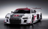 Audi R8 LMS Race Car Revealed