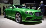Bentley Continental GT Refresh Takes a Bow