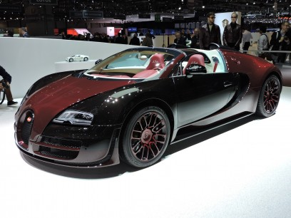 Bugatti Veyron Gran Sport Vitesse La Finale Video, First Look