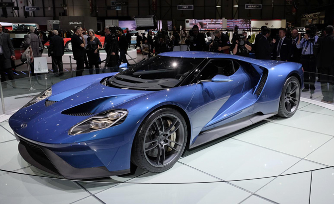 Ford GT to Cost as Much as a Lamborghini Aventador » AutoGuide.com News