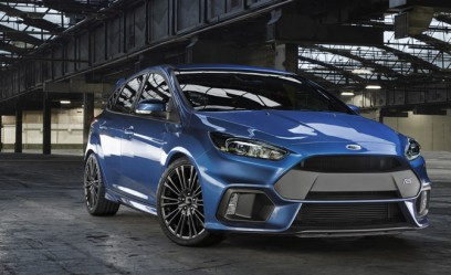 2016 Ford Focus RS Makes 345 HP