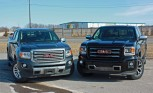 2015 GMC Canyon Long-Term Review: Side-by-Side with the GMC Sierra