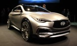 Infiniti QX30 Concept Video, First Look