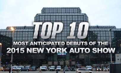 Top 10 Most Anticipated 2015 New York Auto Show Debuts