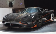 Koenigsegg Agera RS Makes 1,160 Unholy Horses