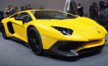 Lamborghini Aventador SV Gets Tougher, Tighter and Lighter