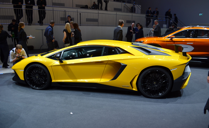 Lamborghini Aventador Sv Will Cost Nearly 500k